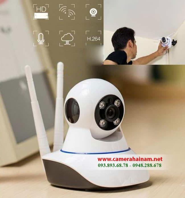 Camera Yoosee 1.3M HD 960P - Thế hệ mới ghi hình, chống trộm siêu đỉnh