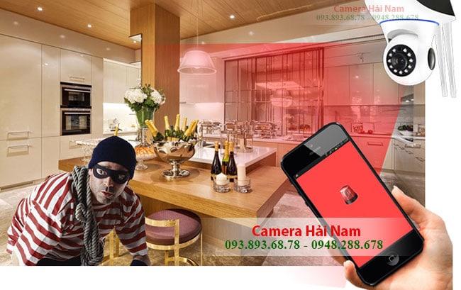 Camera Yoosee 2 râu chính hãng HD 720p - Hải Nam bán Camera IP Wifi Yoosee Giá rẻ, Chất lượng cao