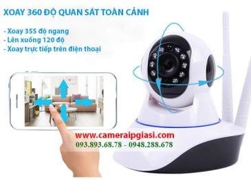 camera ip wifi yoosee giá rẻ