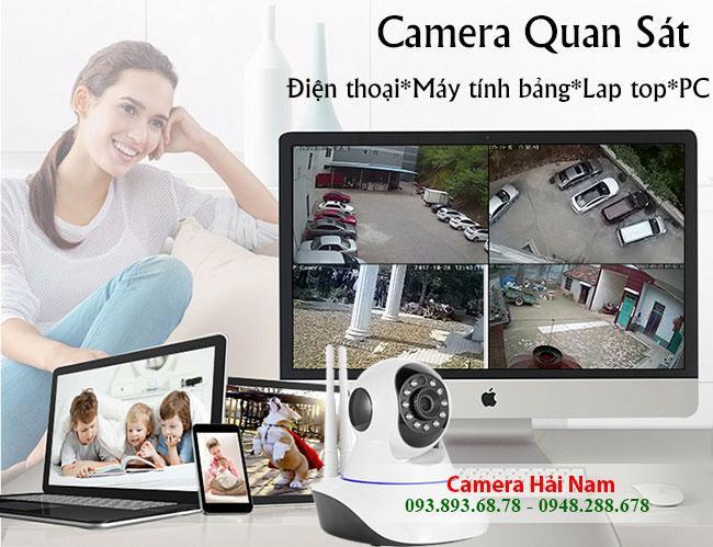 Camera Yoosee 1.0M - HD 720P