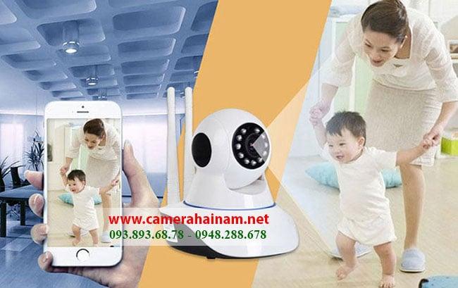 Camera IP Wifi loại nào tốt nhất 2018