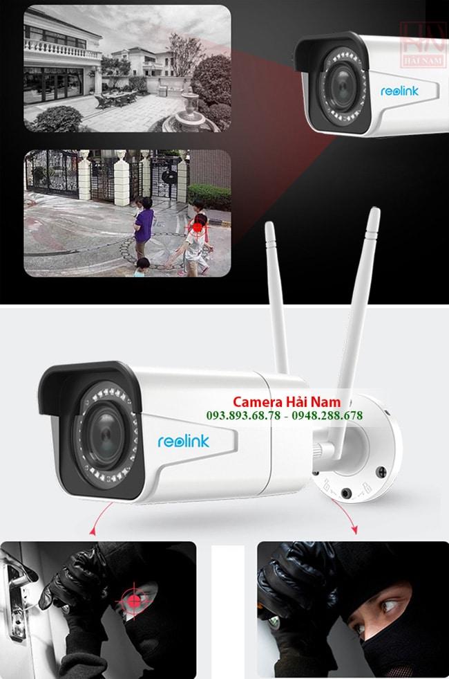 Camera hồng ngoại quan sát ban đêm có màu loại nào tốt? Giá rẻ nhất 2019