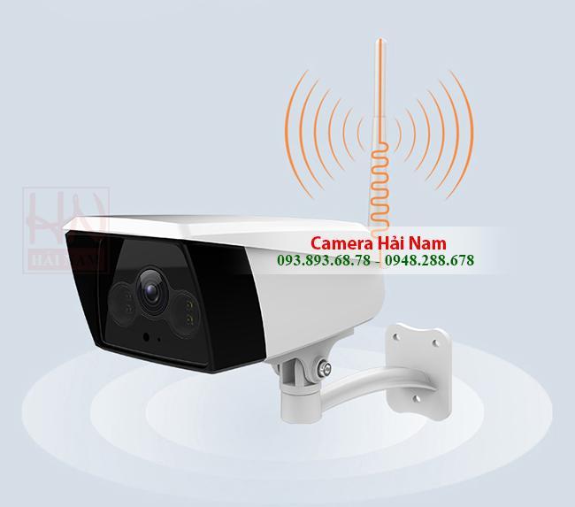 Camera IP - Cấu tạo & Nguyên lý hoạt động Camera IP Wifi không dây