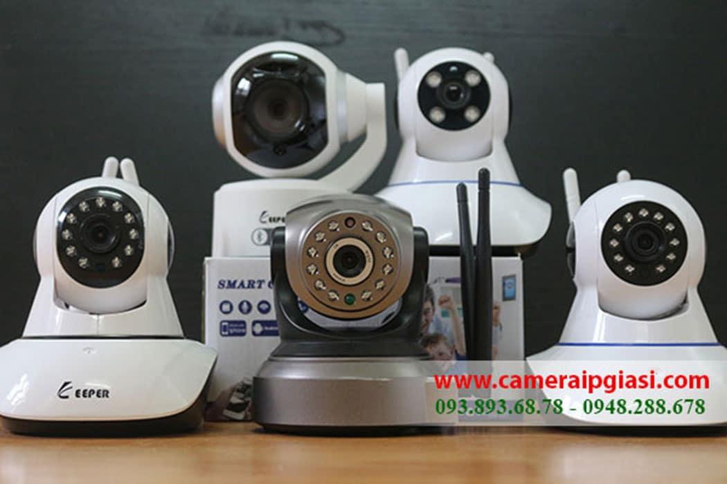 Camera chống trộm dùng cho gia đình loại nào tốt? Mua ở đâu?