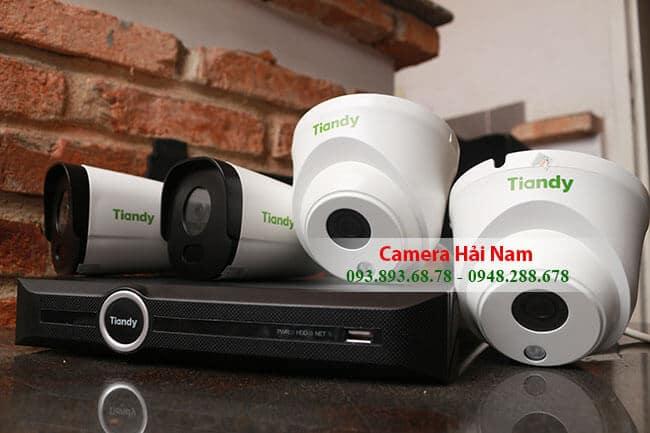 Camera giám sát tốt nhất ip Tiandy siêu nét 2.0M Full HD 1080P