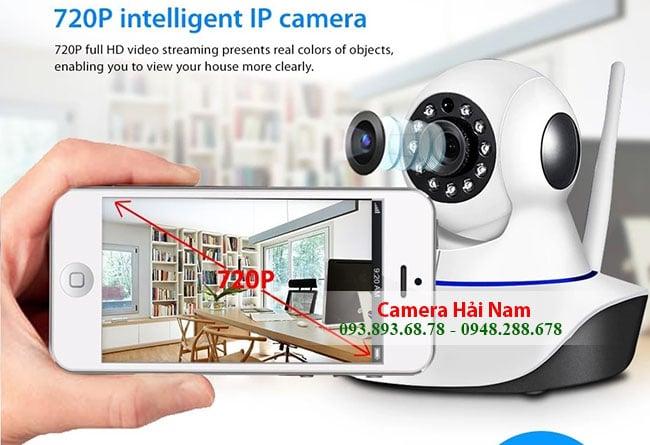 Camera quan sát Yoosee chính hãng 1.0M chuẩn HD 720P