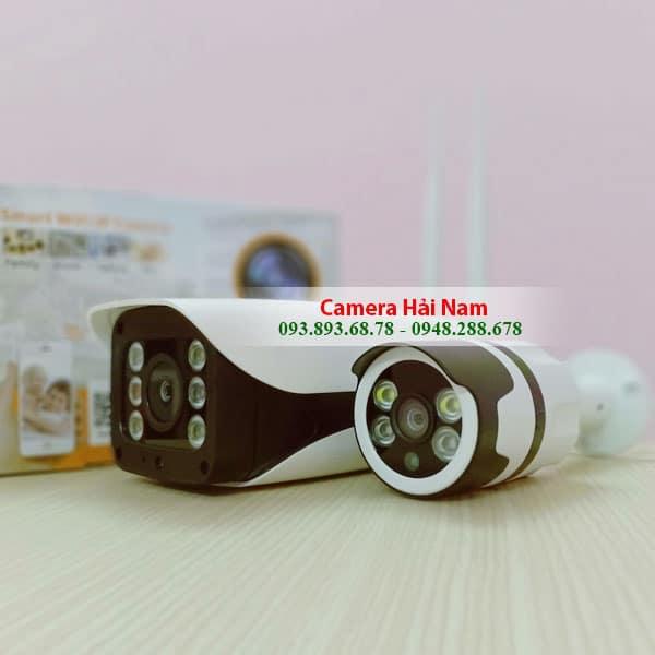 Camera quan sát ngoài trời có màu ban đêm, 1.3M - HD 960P (Dòng cao cấp)