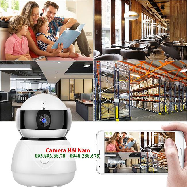 Hikvision Camera setup and review camera-trong-nha-63