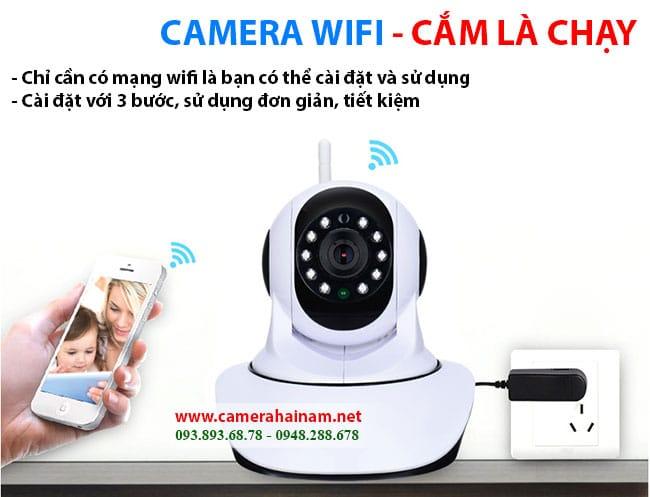 Cấu tạo của Camera IP Wifi an ninh và nguyên lý hoạt động của thiết bị