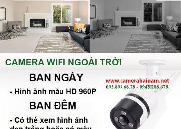 Camera IP Wifi - Siêu phẩm giám sát an ninh 24/24, nâng niu từng giấc ngủ cho gia đình bạn