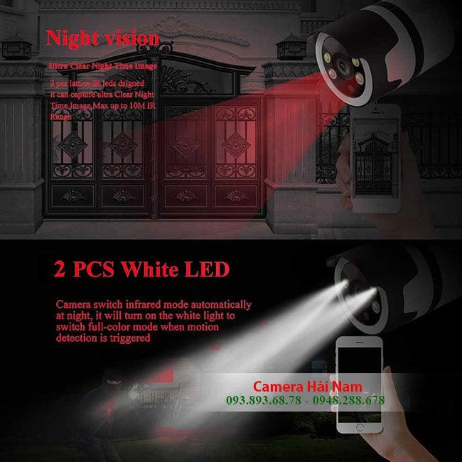 Nên lắp Camera hồng ngoại nhìn ban đêm ở những đâu?