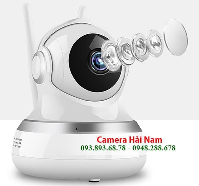 Camera Full HD 1080p - Hình ảnh siêu nét, kết nối siêu chuẩn