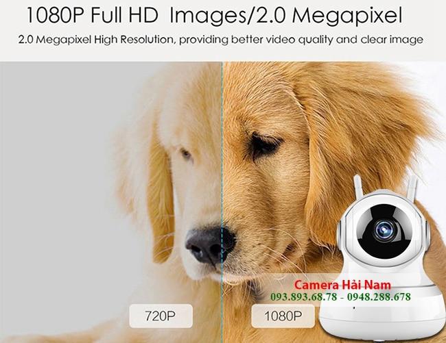 Camera Yoosee 2.0M Full HD 1080p - Hình ảnh siêu nét, kết nối siêu chuẩn