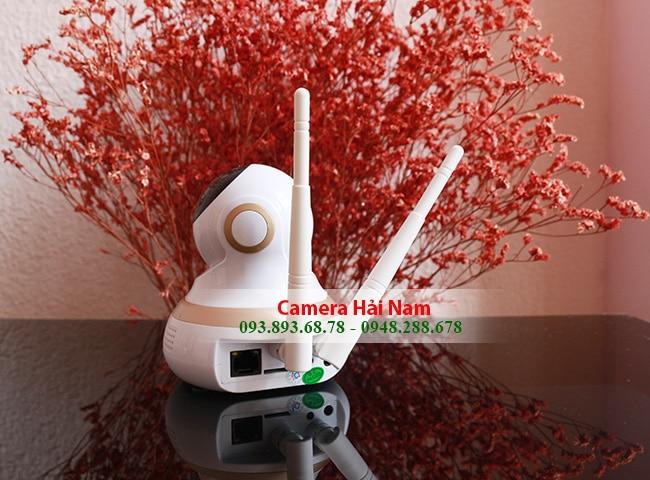 Camera 2.0M Full HD 1080p - Hình ảnh siêu nét, kết nối siêu chuẩn