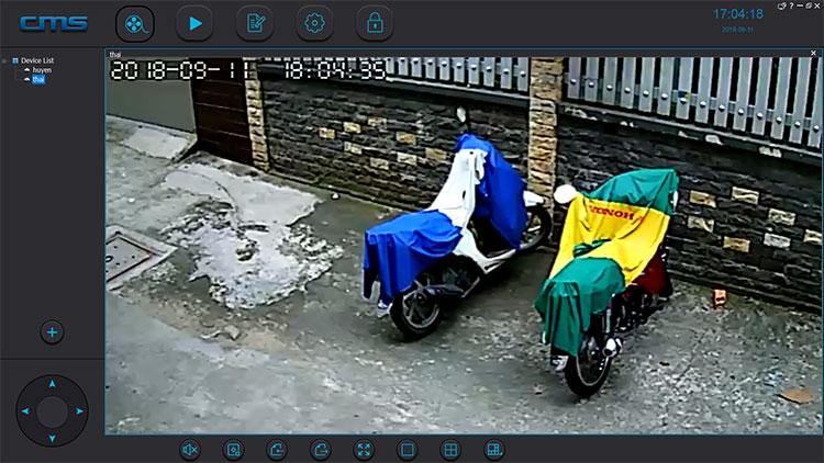 Cách xem hình ảnh từ camera ip wifi trên lap top chính xác