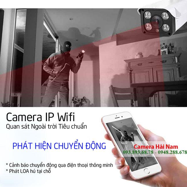 camera wifi ngoài trời yoosee 1.3mp hd 960p chống nước có đám thoại
