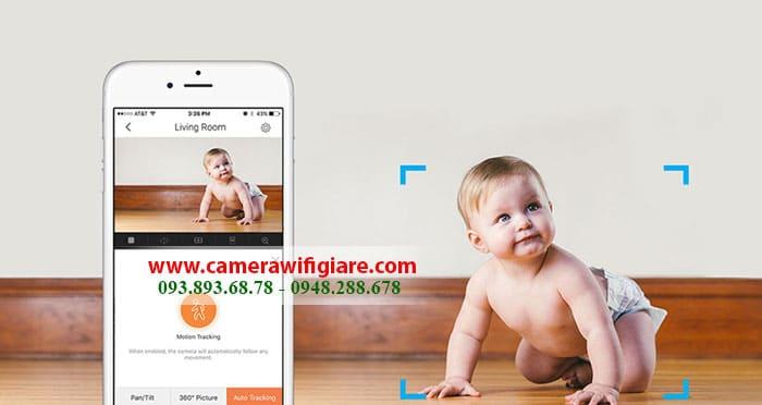 camera wifi keeper y2 full hd siêu nét
