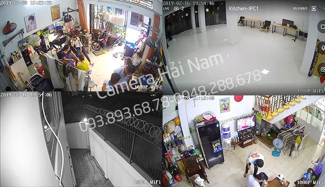 Camera Wifi Hải Nam HN-ID-68-FHD 2.0M Full HD 1080P - Phân phối Camera IP Wifi Siêu nét, Siêu kết nối, Giá siêu rẻ