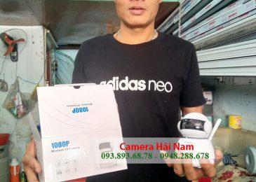 Camera wifi Hải Nam siêu nét 1080P HN-ID-68-FHD