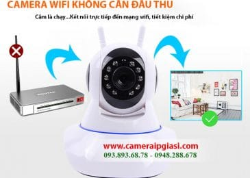 camera ip wifi keeper y2 full hd siêu nét, căng mịn
