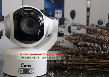 Camera Keeper K5 Full HD - Cực phẩm quan sát ngày đêm, kết nối Blutooth nghe nhạc giải trí