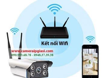So sánh Camera wifi không dây và camera có dây truyền thống