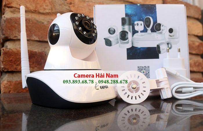 Camera Keeper Y2 2.0M Full HD 1080p - Siêu phẩm ghi hình siêu nét, kết nối siêu tốc độ