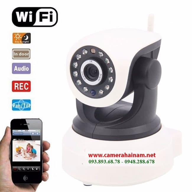 camera 360 wifi yoosee giá rẻ cho gia đình