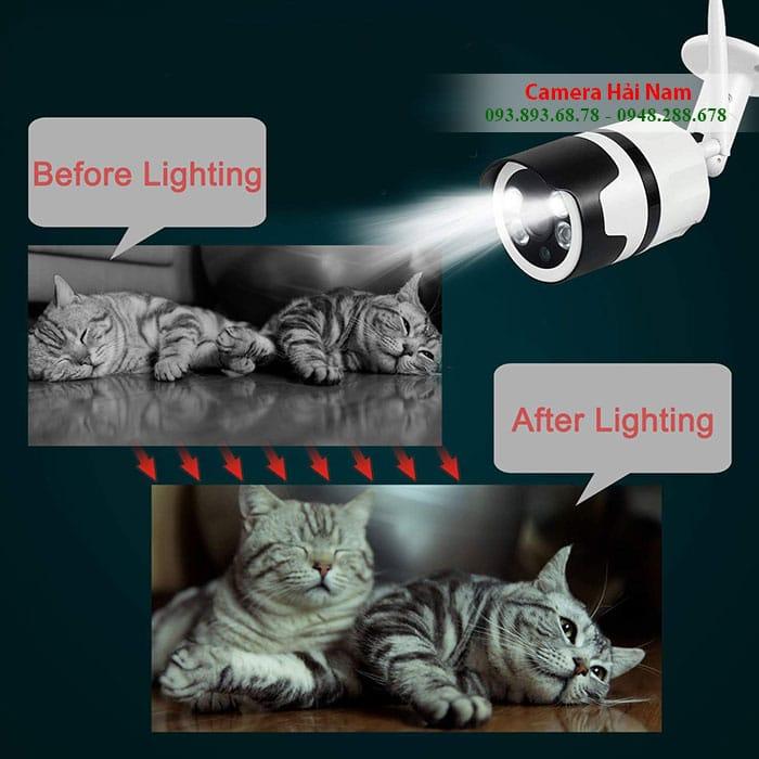 Camera Yooseengoài trời chống nước 960 HD - Siêu phẩm giám sát ngoài Mái hiên, Sân thượng, Bãi đậu xe...