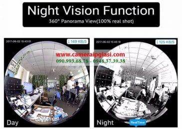 Camera bóng đèn Yoosee 1.3M HD 960p - Ngụy trang siêu đỉnh, quay siêu nét
