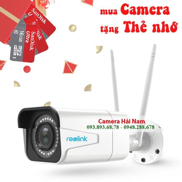 Camera Ngoài trời TỐT NHẤT Reolink RLC-511W