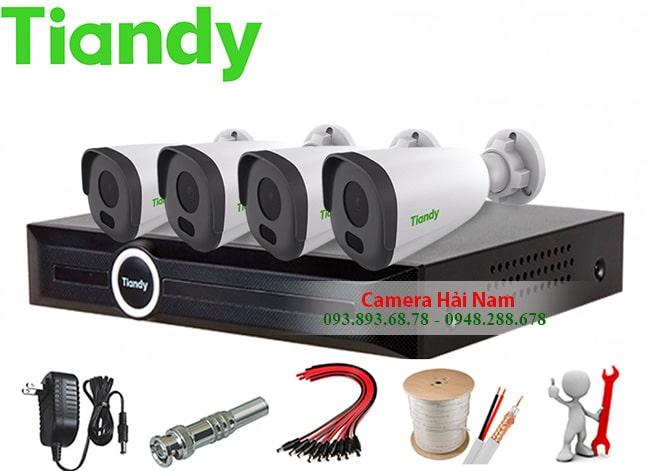 camera tinady ip poe trọn bộ cao cấp full hd 1080p