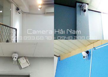 Camera IP Wifi Giá rẻ