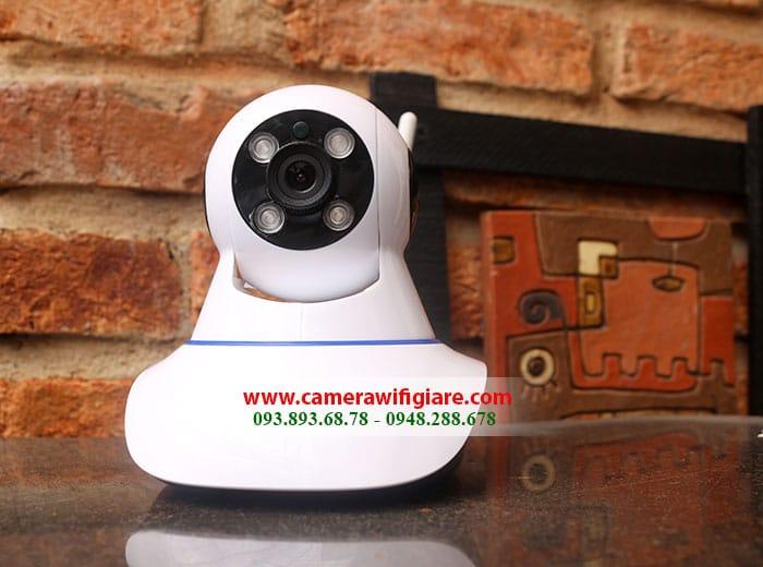 Lắp đặt Camera IP Wifi tại nhà TPHCM, Chất lượng, giá rẻ nhất
