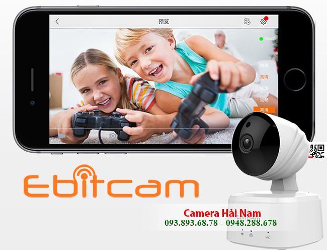 Camera quan sát qua điện thoại loại nào tốt? Giá rẻ nhất?