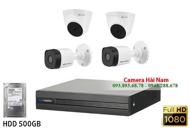 Lắp đặt trọn gói camera quan sát tại nhà ở TPHCM uy tín