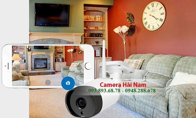 Camera Wifi ngoài trời Hải Nam siêu nét 2.0 Full HD 1080P