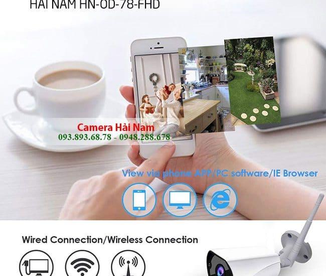 Camera quan sát trẻ em HD/Full HD Siêu nét, Góc rộng, Quay quét toàn cảnh giá bao nhiêu?