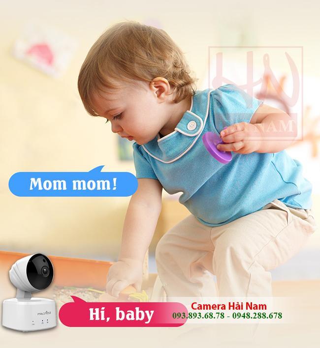 Camera quan sát trẻ em HD/Full HD Siêu nét giá bao nhiêu?