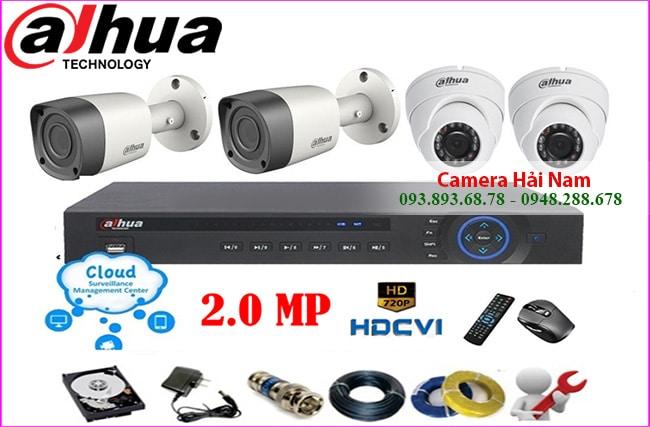 Lắp đặt hệ thống camera giám sát cho gia đình, văn phòng loại nào tốt nhất, Giá bao nhiêu?