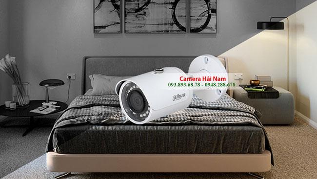 Camera Dahua HAC-HFW1000SP-S3 1.0MP Thân hồng ngoại 25m