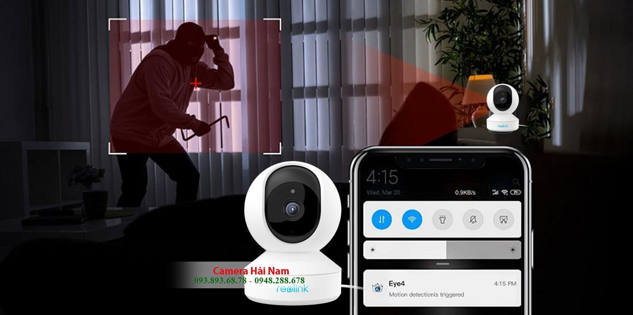 Camera chống trộm wifi siêu nét Full HD