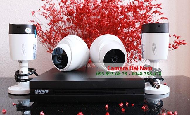 Camera Dahua HAC-HFW1200TLP-AS4 Hồng ngoại 80m 2MP Tích hợp Micro, Chống nước IP67
