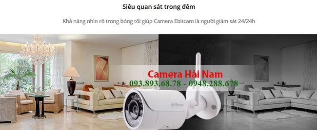 Camera Dahua HAC-HFW1230SP 2MP Hỗ trợ Starlight, dạng thân Hồng ngoại 30m