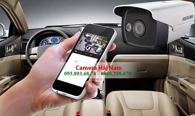 Camera Hikvision DS-2CE16D0T-WL3 hỗ trợ đèn ban đêm Full HD 1080P