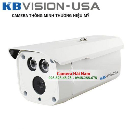 Camera KBVision KX-NB2003 2M hồng ngoại 80m, công nghệ NIGHT BREAKER quan sát sắc nét trong đêm tối