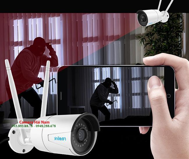 Hệ thống camera chống trộm ban đêm chuyên nghiệp cần những gì?