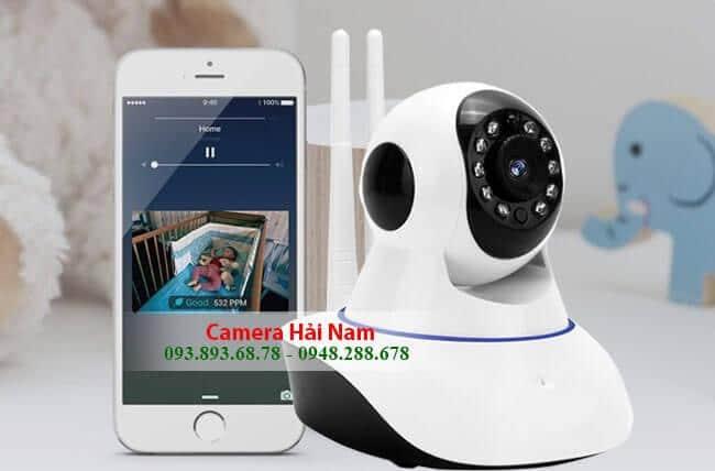 Camera chống trộm wifi siêu nét Full HD chất lượng, giá rẻ nhất TPHCM