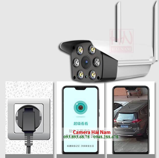 Lắp đặt camera quan sát, giám sát cho gia đình loại nào tốt, giá rẻ nhất?