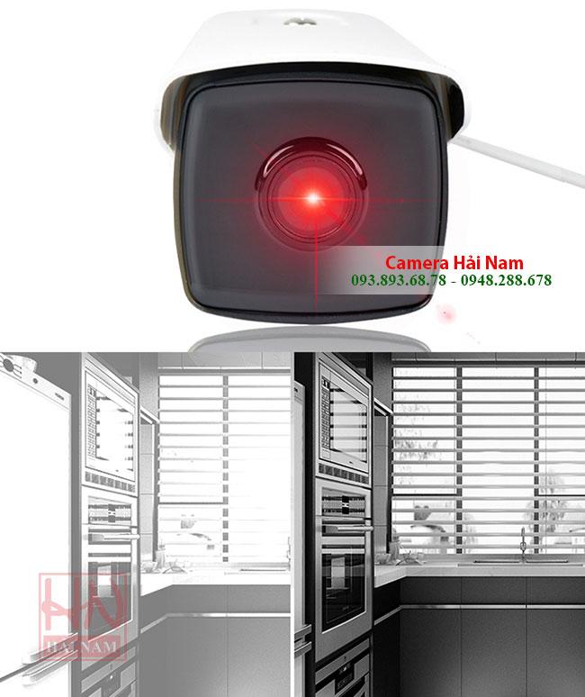 Camera Hikvision DS-2CE16F1T-ITP - Plastic 3MP Hồng ngoại EXIR 20m